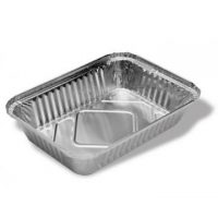 caserola aluminiu 920 cc meniu catering