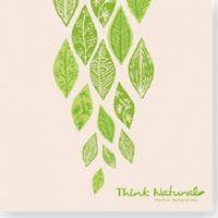 servetele de masa natur cu verde veggie think natural