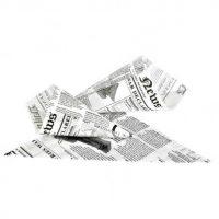 Conuri antigrasime print ziar, 1.000 buc/set