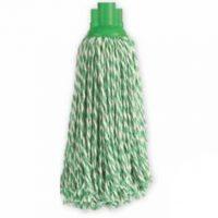 Mop microfibra verde pentru toate suprafetele