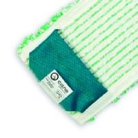 Mop microfibra lebada verde