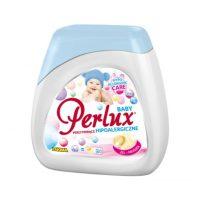 Perlux Baby – capsule perlate pentru spalat hainele copiilor, HIPOALERGENIC, 24 buc